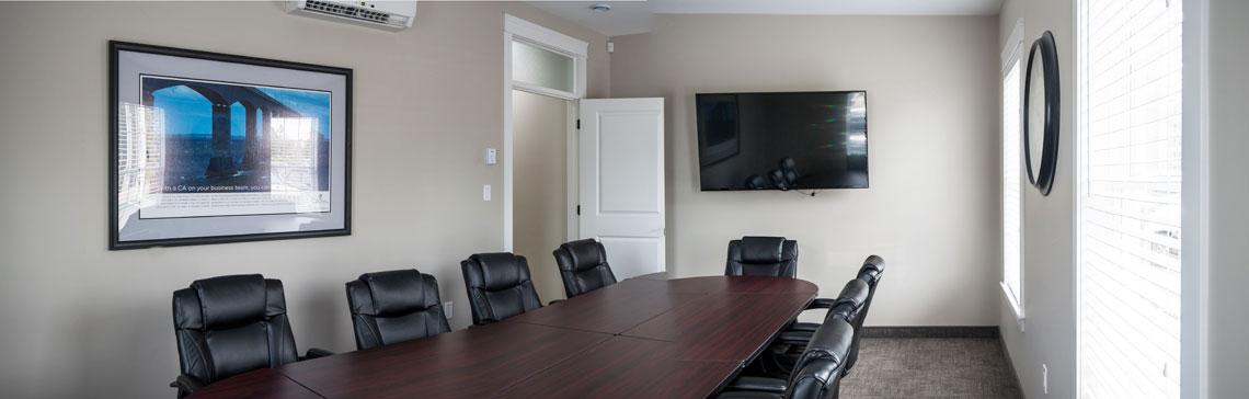 Bradley Handrahan Boardroom
